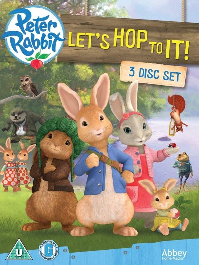 Peter Rabbit: Let's Hop to It - 1