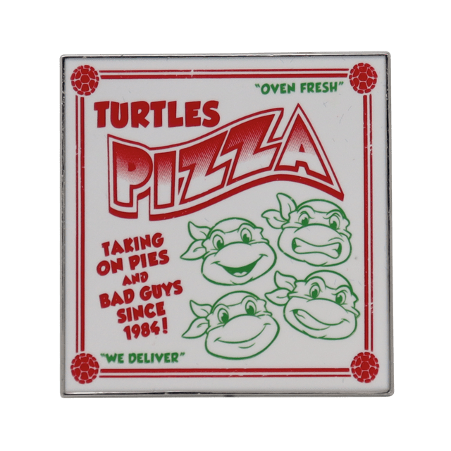 Teenage Mutant Ninja Turtles: Limited Edition Pin Badge - 3