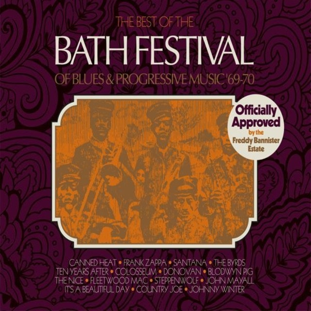 The Best of the Bath Festivals - 1