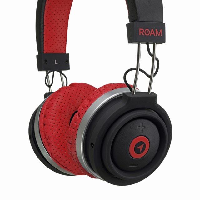 Roam Sport Bluetooth Headphones (hmv Exclusive) Various Colours (Black) - 5