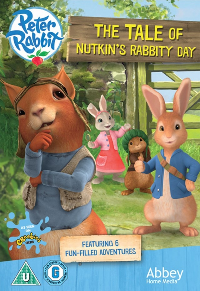 Peter Rabbit: The Tale of Nutkin's Rabbity Day - 1