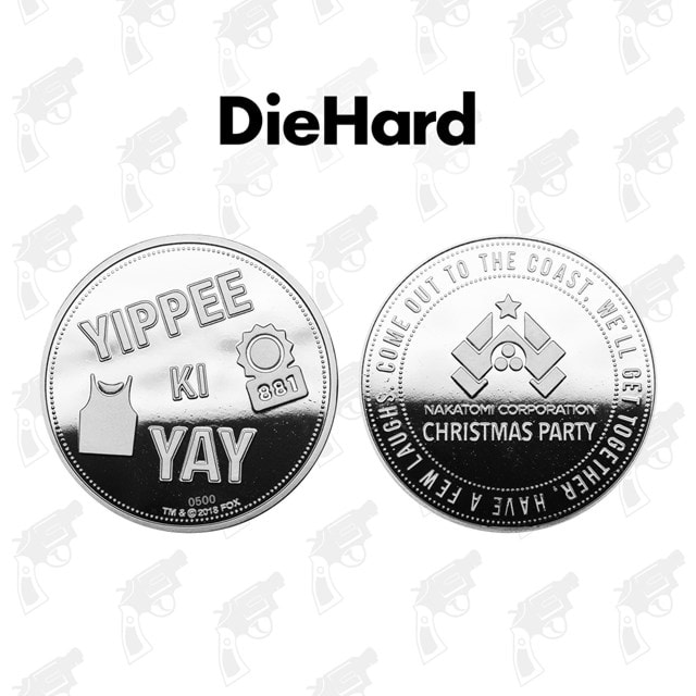 Die Hard Limited Edition Coin - 2