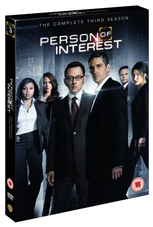 Person of Interest: The Complete Third Season - 2
