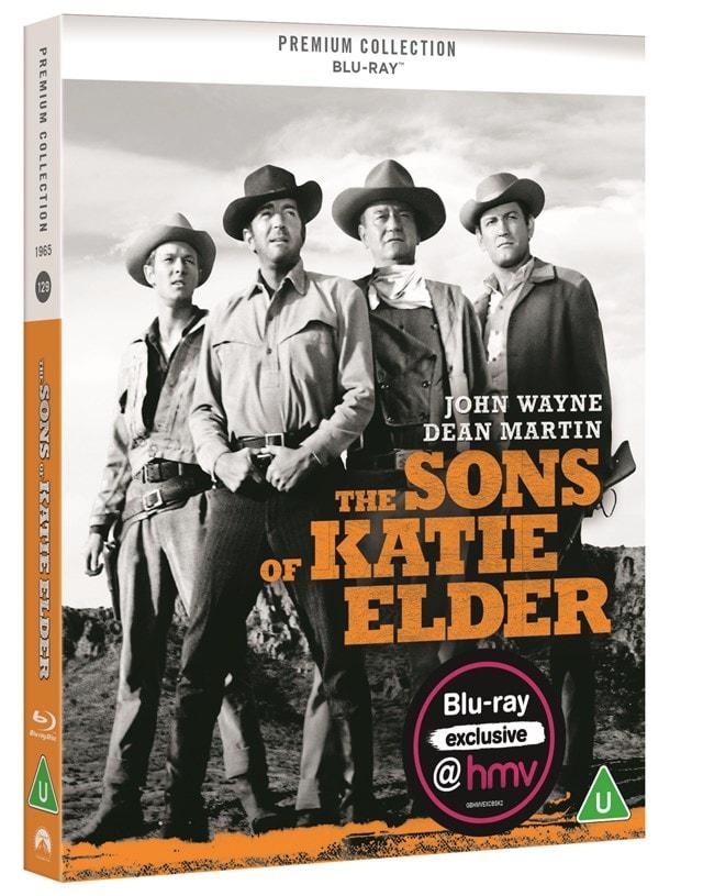 The Sons of Katie Elder (hmv Exclusive) - The Premium Collection - 3