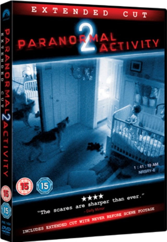 Paranormal Activity 2: Extended Cut - 1
