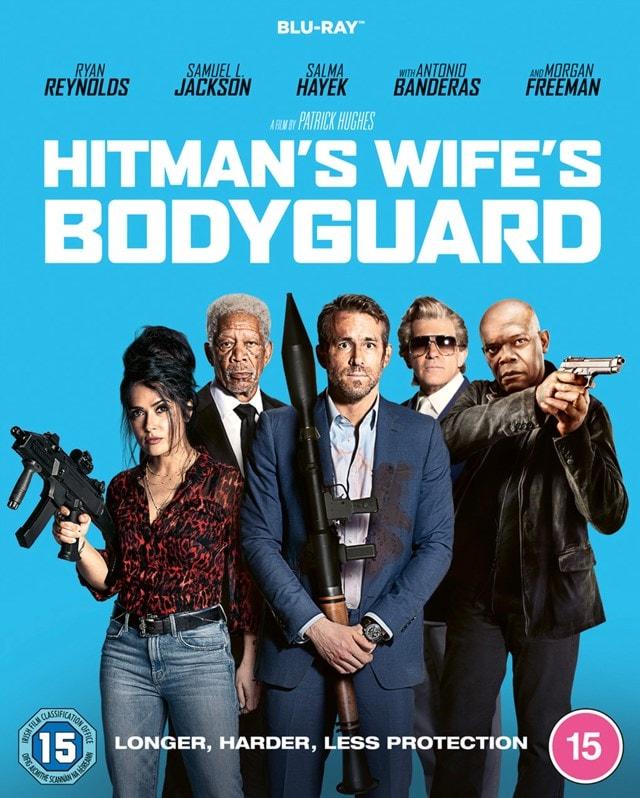 The Hitman's Wife's Bodyguard - 1