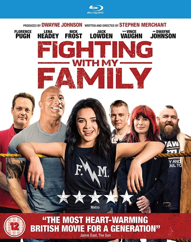 Fighting With My Family - 1
