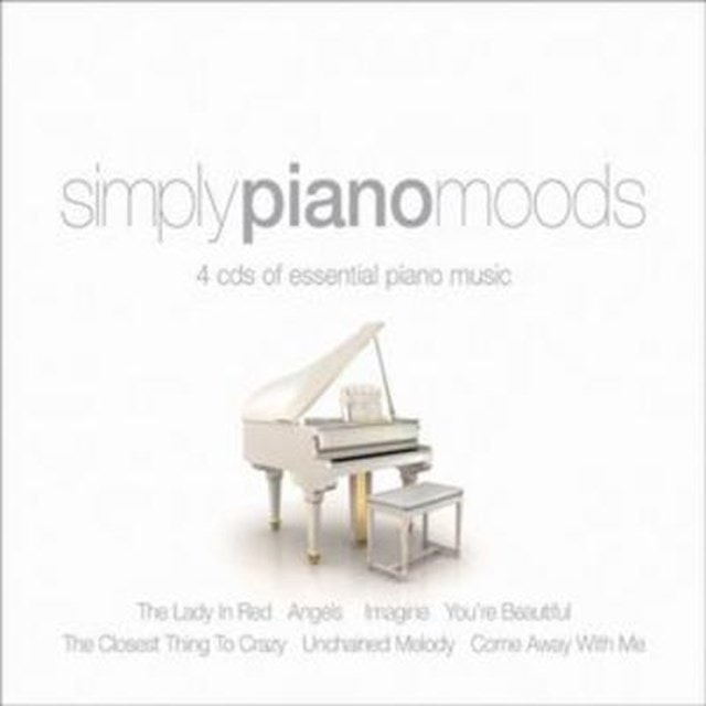 Simply Piano Moods - 1