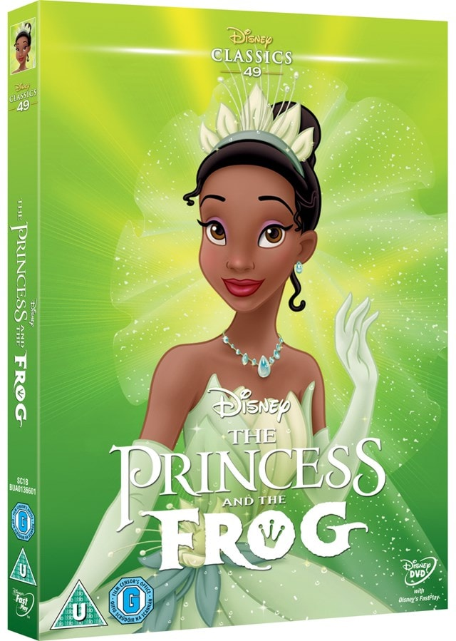 The Princess and the Frog - 2