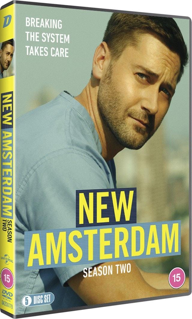 New Amsterdam: Season Two - 2