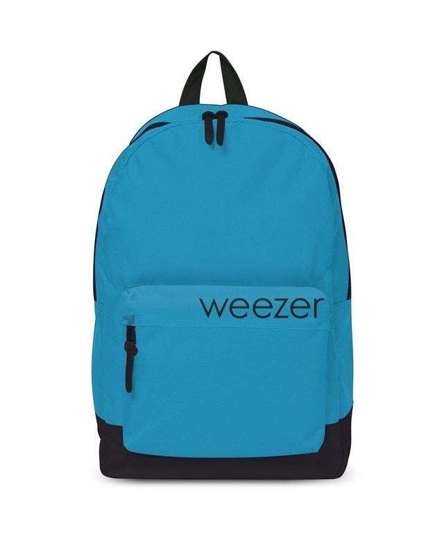 Weezer Logo Backpack - 1