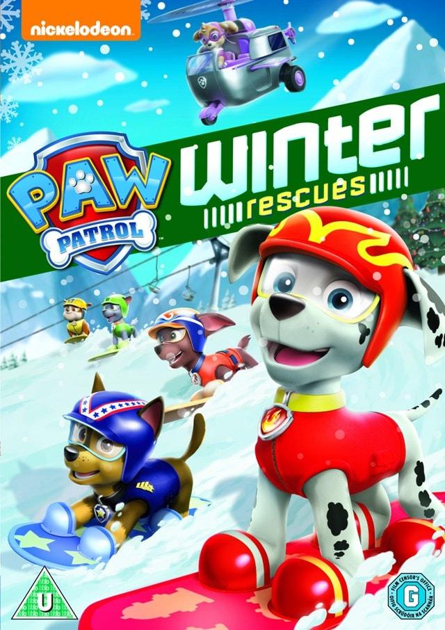 Paw Patrol: Winter Rescue - 1