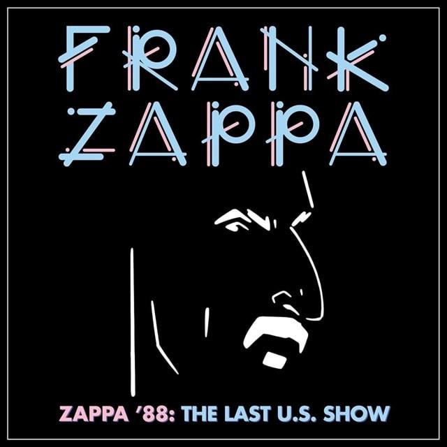 Zappa '88: The Last U.S. Show - 1