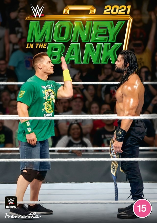 WWE: Money in the Bank 2021 - 1