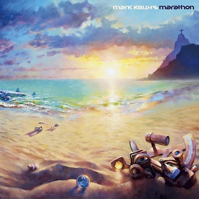 Mark Kelly's Marathon - 1