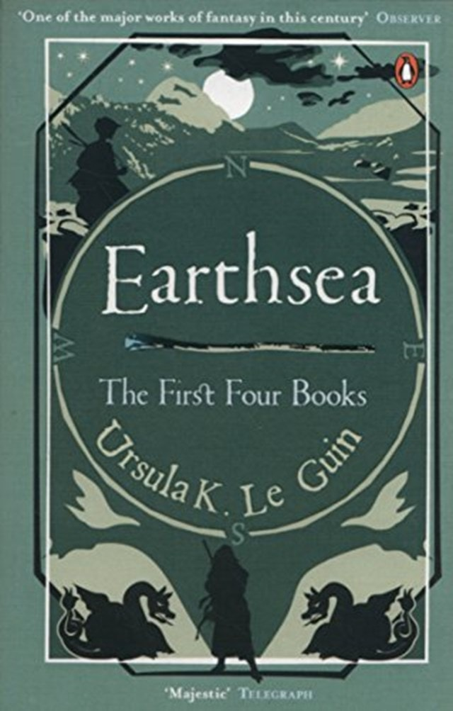 Earthsea: The First Four Books - 1