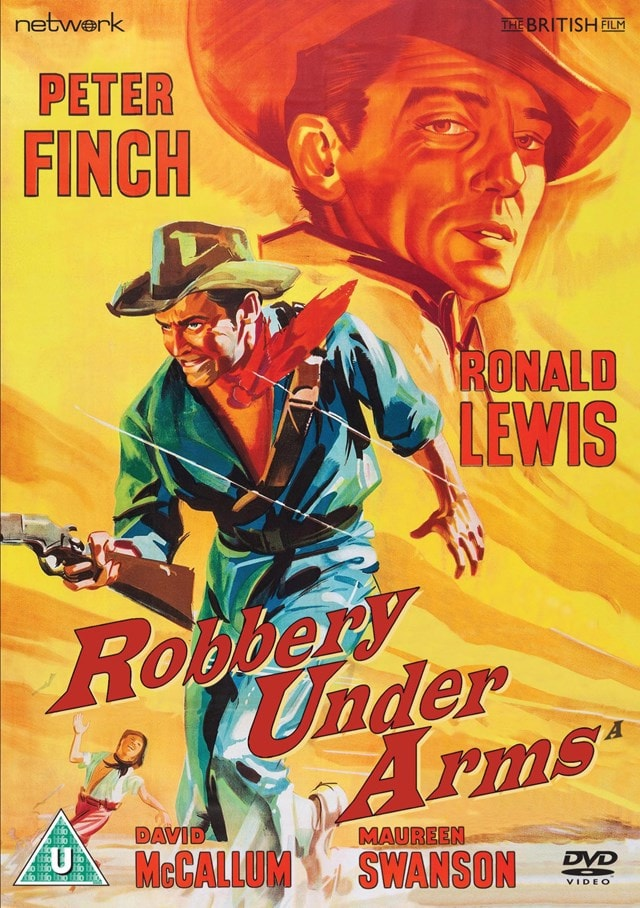 Robbery Under Arms - 1