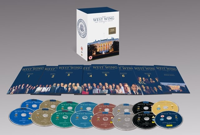 The West Wing: The Complete Series 1-7 - 3
