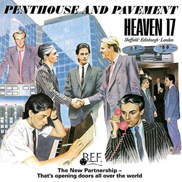 Penthouse and Pavement - 1