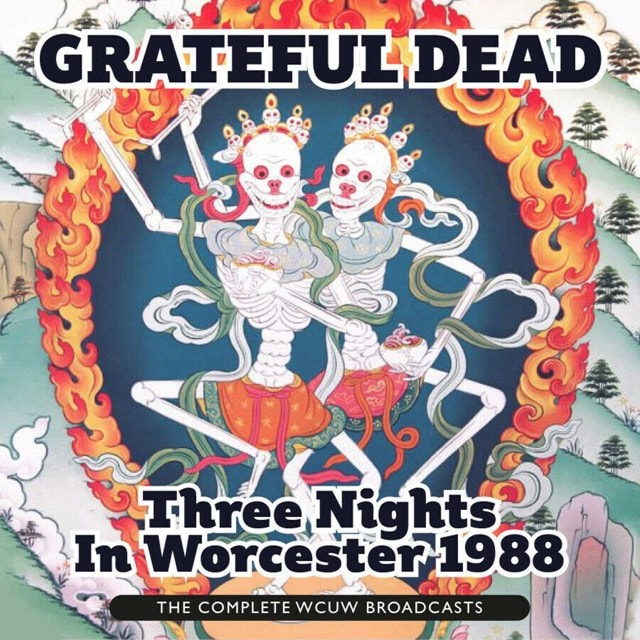 Three Nights in Worcester: The Complete WCUW Broadcasts - 1