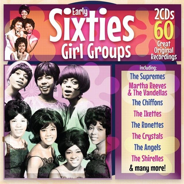 Early Sixties Girl Groups - 1