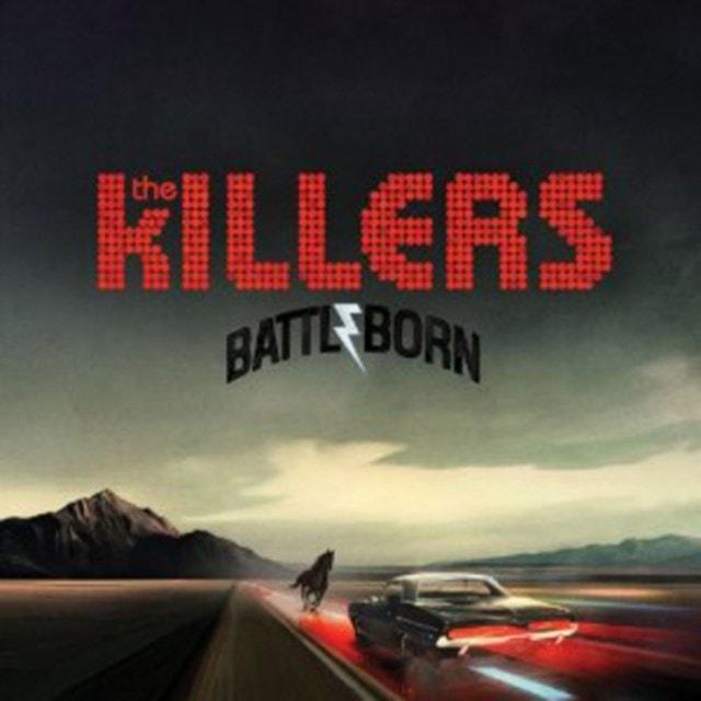 Battle Born - 1