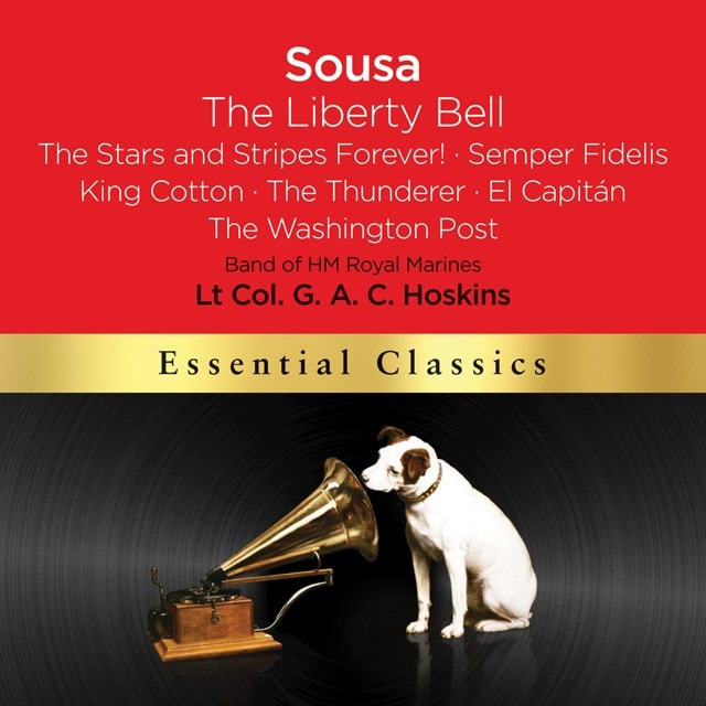 Sousa: The Liberty Bell/The Stars and Stripes Forever!/... - 1