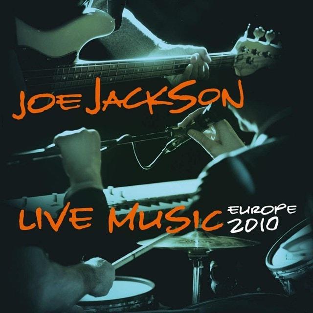 Live Music: Europe 2010 - 1