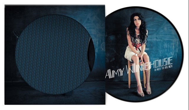 Back to Black: Picture Disc (NAD 2021) - 1