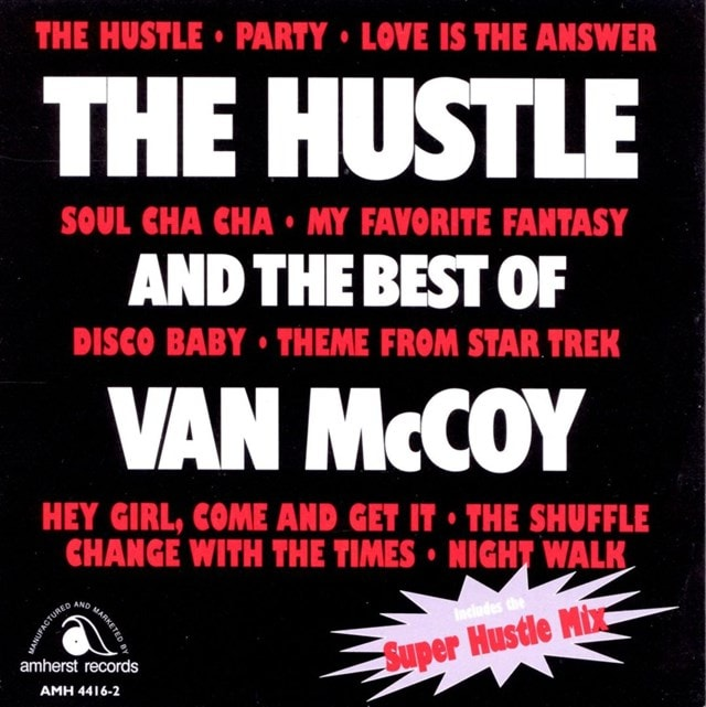The Hustle and the Best of Van McCoy - 1