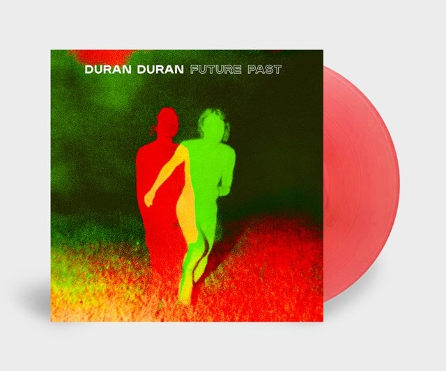 Future Past - Limited Edition Red Vinyl - 1