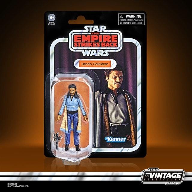 Lando Calrissian Empire Strikes Back: Hasbro Star Wars Vintage Collection Action Figure - 2