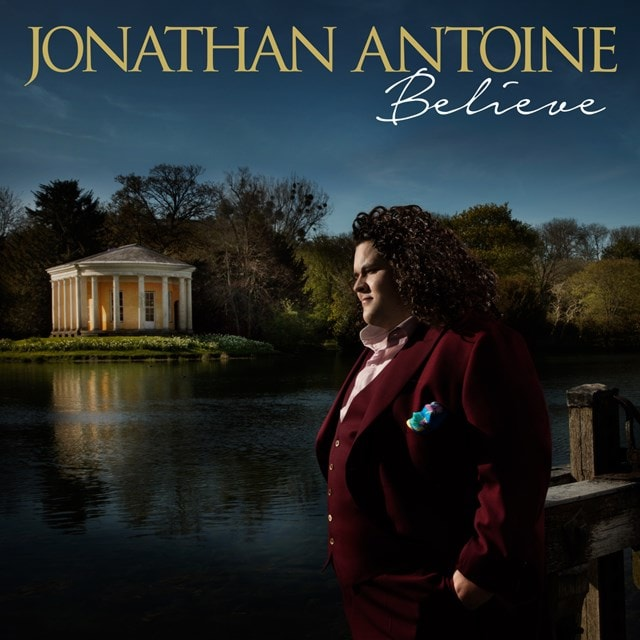 Jonathan Antoine: Believe - 1