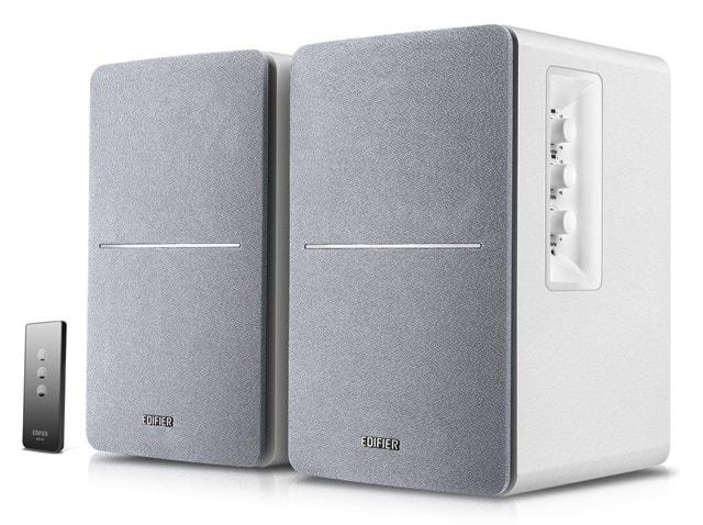 Edifier R1280T White Active Bookshelf Speakers - 1
