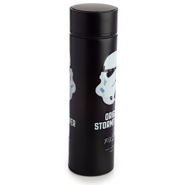 Original Stormtrooper Reusable Stainless Steel Thermal Insulated Bottle - 6