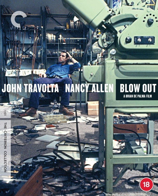 Blow Out - The Criterion Collection - 1