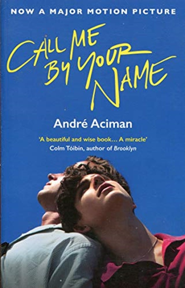Call Me By Your Name - 1