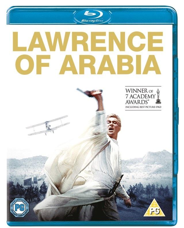 Lawrence of Arabia - 1