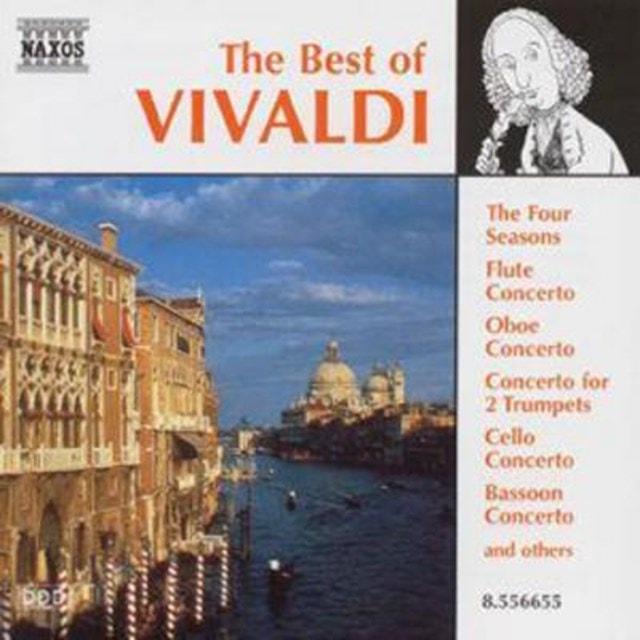 The Best of Vivaldi - 1