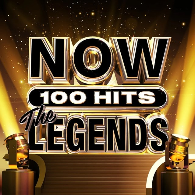 NOW 100 Hits: The Legends - 1