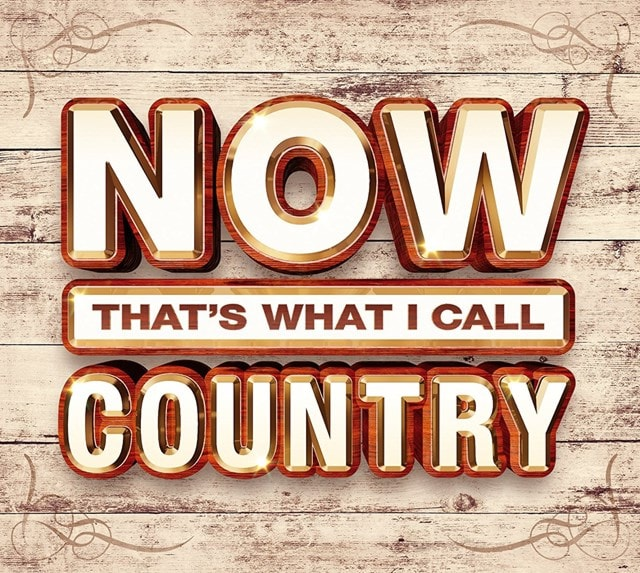 Now That's What I Call Country - 1