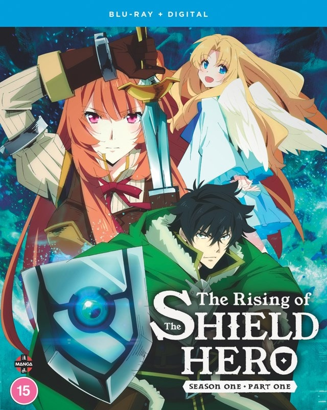 The Rising of the Shield Hero: Season One, Part One - 1