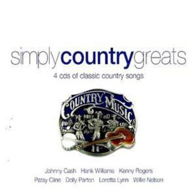 Simply Country Greats - 1
