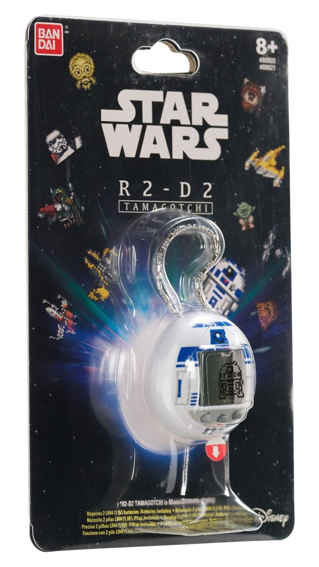 Star Wars: R2-D2: White Tamagotchi - 7