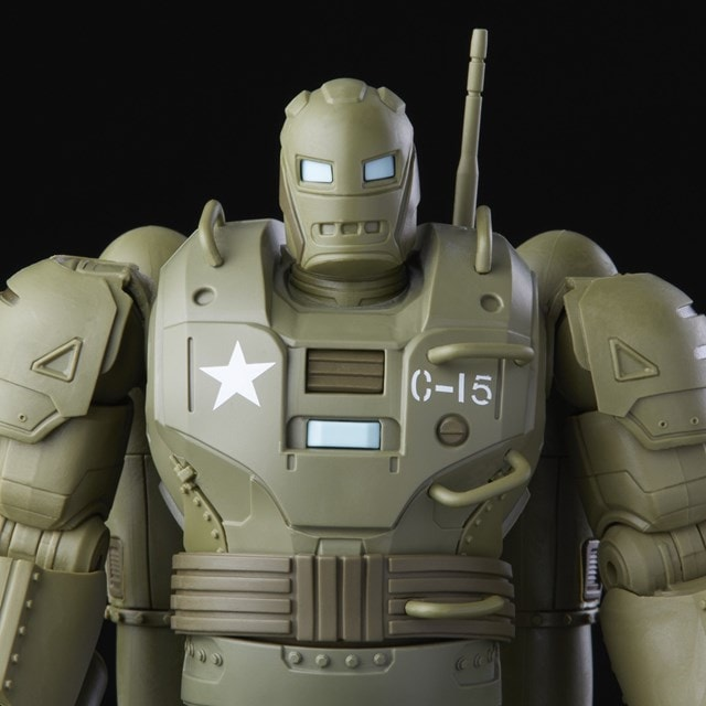 Hydra Stomper What If Hasbro Marvel Legends Series Action Figure - 6
