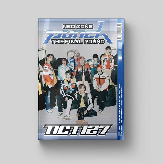 NCT #127 Neo Zone - The Final Round (A Version) - 1