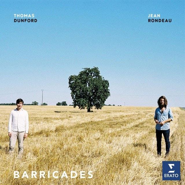 Jean Rondeau/Thomas Dunford: Barricades - 1