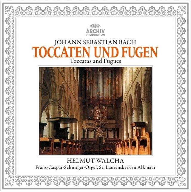 Johann Sebastian Bach: Toccaten Und Fugen - 1