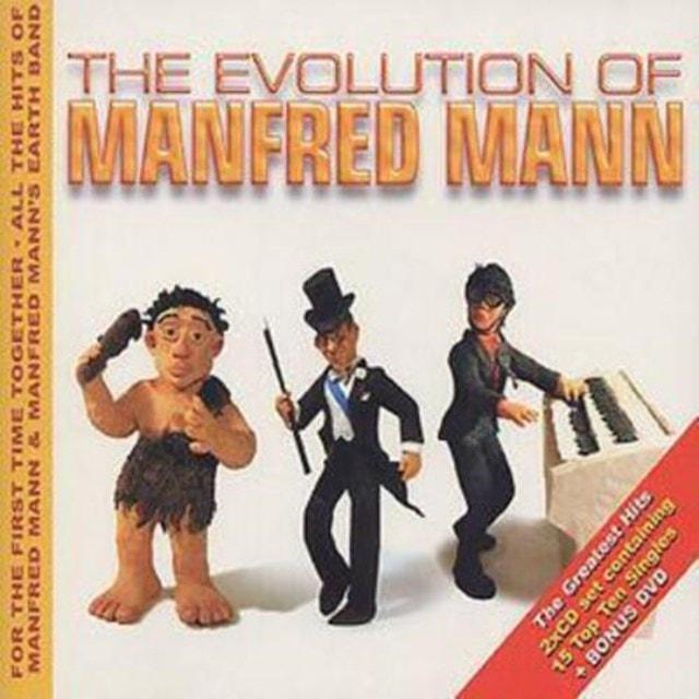 The Evolution of Manfred Mann - 1