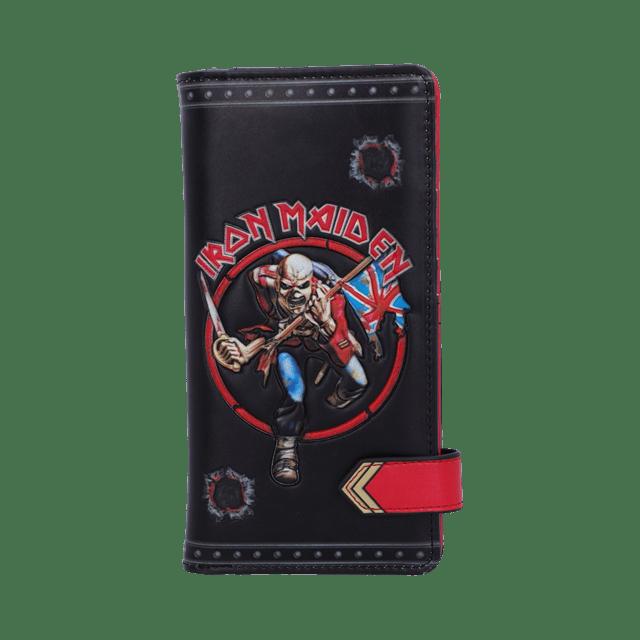 Iron Maiden Embossed Purse - 1